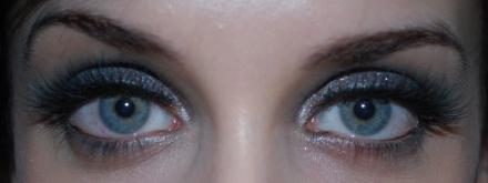 maquillage kaki, pinceaux shu, routine visage 004