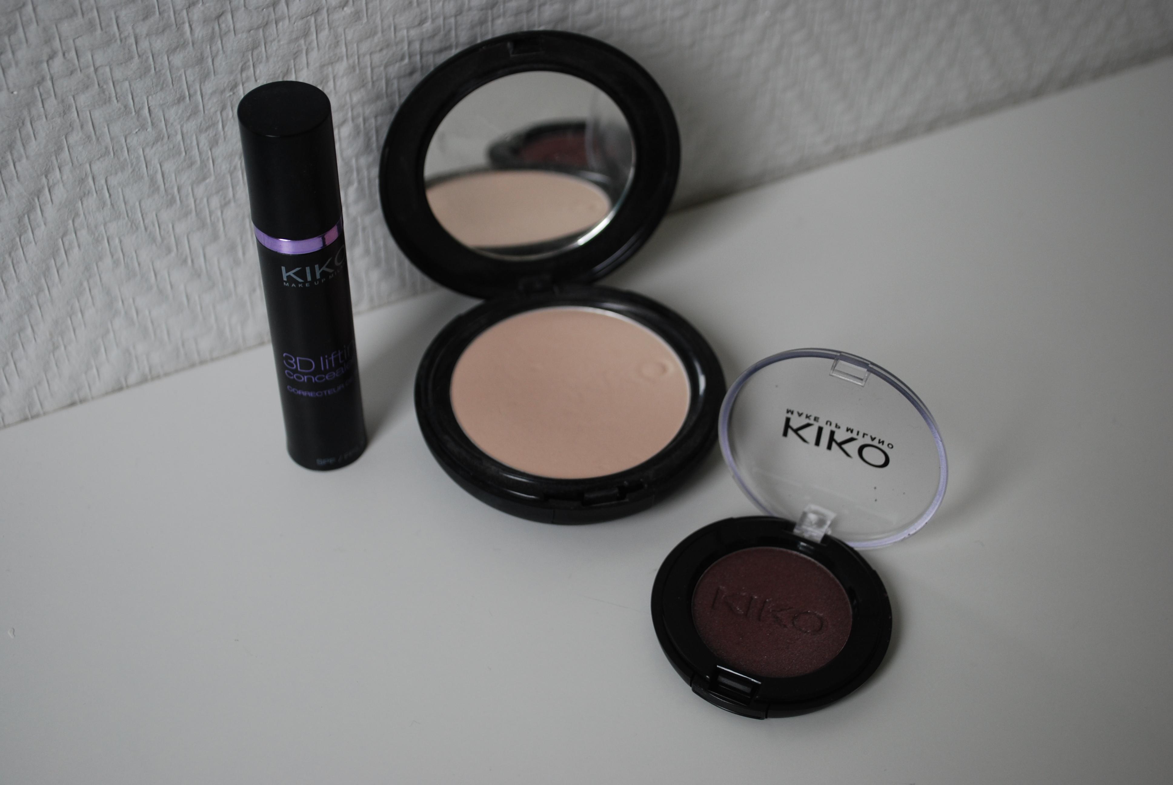 Kiko Maquillage Cynthia