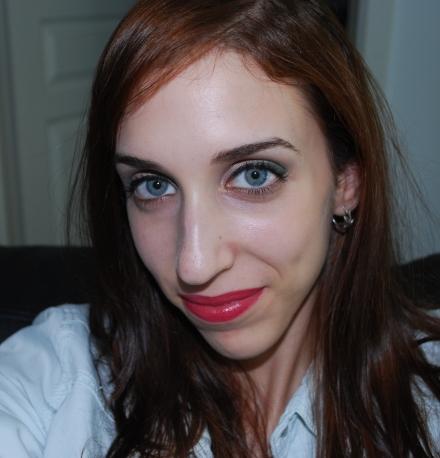 Maquillage soir 100% bio !