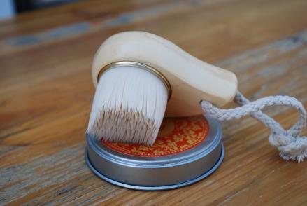 La brosse sos pureté de MonCornerB